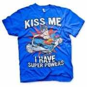 Super Powers heren t shirt